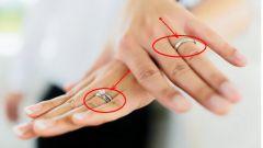 Можно ли носить кольцо на безымянном пальце левой руки незамужней девушке