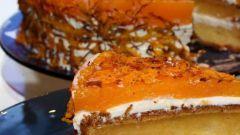 Торты из тыквы: пошаговые рецепты с фото для легкого приготовления