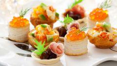 Закуски из тарталеток: пошаговые рецепты с фото для легкого приготовления