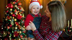 Как отметить Новый год с маленьким ребенком