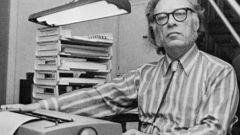 Азимов Айзек: биография, карьера, личная жизнь