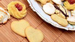 Самый простой рецепт песочного печенья на маргарине