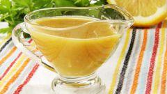 Соусы из лимона: пошаговые рецепты с фото для легкого приготовления