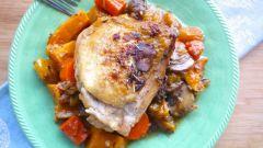 Куриные бедра на сковороде: пошаговые рецепты с фото для легкого приготовления