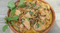 Куриное филе в сметане: пошаговые рецепты с фото для легкого приготовления