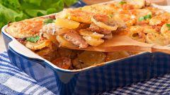 Мясо в духовке с картошкой: пошаговые рецепты с фото для легкого приготовления