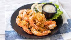 Жареные креветки с чесноком: пошаговые рецепты с фото для легкого приготовления