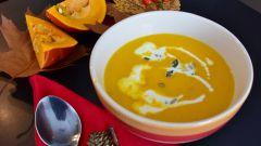 Как просто приготовить тыквенный крем-суп со сливками