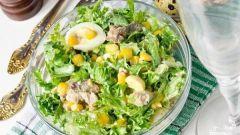 Салаты из сардин: пошаговые рецепты с фото для легкого приготовления