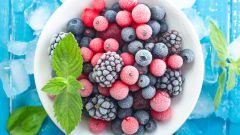 Полезные свойства замороженных ягод