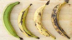 Как хранить бананы, чтобы они не почернели