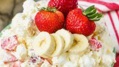 Салат из бананов: пошаговые рецепты с фото для легкого приготовления