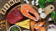 В каких продуктах питания содержится цинк
