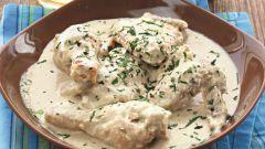 Сливочная подлива с курицей: пошаговые рецепты с фото для легкого приготовления