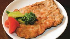 Шницель из свинины в духовке: пошаговые рецепты с фото для легкого приготовления