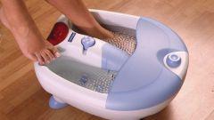 Гидромассажная ванночка для ног: критерии выбора