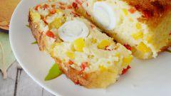 Как приготовить запеканку из кускуса с яйцом: пошаговый рецепт с фото
