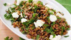 Салат с чечевицей: пошаговые рецепты с фото для легкого приготовления