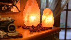 Полезные и вредные свойства солевых ламп