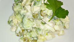 Салат оливье с курицей: пошаговые рецепты с фото для легкого приготовления