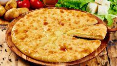 Как приготовить осетинский пирог с картошкой и сыром