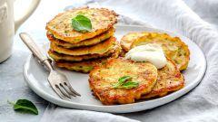Блинчики из кабачков: пошаговые рецепты с фото для легкого приготовления