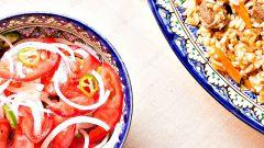 Салат для плова: пошаговые рецепты с фото для легкого приготовления