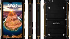 Geotel A1: обзор защищенного смартфона на Android