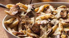 Горячие блюда с грибами: пошаговые рецепты с фото для легкого приготовления