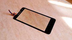 Чем приклеить тачскрин на китайских телефонах