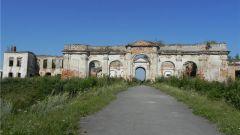 Уникальный Старозаславский замок в городе Изяслав
