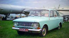 Ретро-автомобили: 408-й «Москвич»