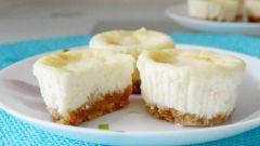 Мини-чизкейки: пошаговый рецепт с фото