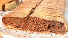 Сладкий торт с макаронами: особенности приготовления
