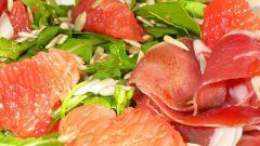 Салат с грейпфрутом: пошаговые рецепты с фото для легкого приготовления
