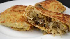 Блинчики с капустой: пошаговые рецепты с фото для легкого приготовления