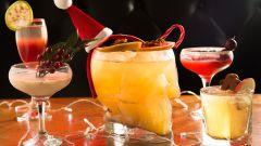 """Топ-5 новогодних алкогольных коктейлей, или как """"нахрюкаться"""" красиво"""