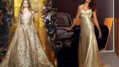 Платье какого цвета надеть на Новый год, чтобы стать богатой
