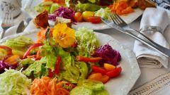 Рецепт хрустящего итальянского салата по-лигурийски