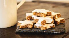 Как приготовить печенье «Цимтштерне»