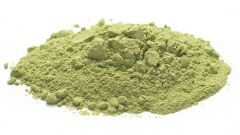 Минеральная зеленая пудра с корректирующим эффектом