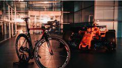 McLaren присоединится к профессиональному велоспорту