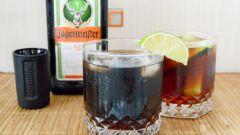 Как приготовить коктейли с ликером Егермейстер