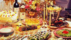 Каким должен быть новогодний стол для Свинки