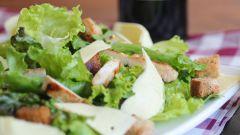 Идеальный салат Цезарь. Проверенный рецепт