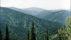 Природные заповедники Хакасии