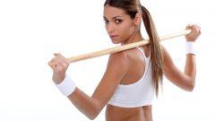 Упражнения с гимнастической палкой для начинающих и не только