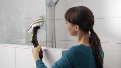 Как помыть стекла душевой кабины без химии