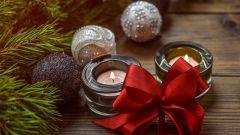 Почему на новый год зажигают свечи