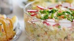 Как приготовить салат «Оливье» в год Свиньи
